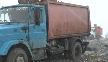 На одной из пензенских свалок под колесами «ЗИЛа» погиб молодой парень