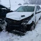 Появились фото с места жуткой смертельной аварии в Пензенской области