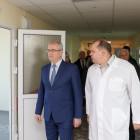 Пензенский губернатор оценил ход ремонта областной детской больницы