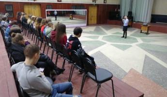 Пензенским студентам рассказали о вреде наркотиков