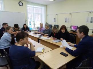 В Пензе обсудили проблему безнадзорности детей и подростков