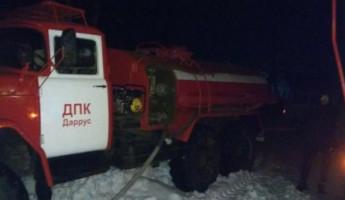 В Пензенской области пожилой мужчина погиб при страшном пожаре
