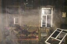 Появились фото с места смертельного пожара в Пензенской области