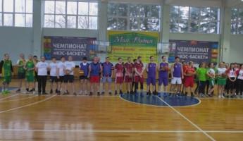 В Пензе подвели итоги соревнований по стритболу