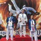Пензенские каратистки завоевали 7 медалей на всероссийских состязаниях