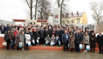 В Пензе стартовал форум Всероссийского проекта «Эстафета поколений»