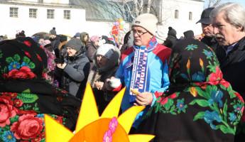 В Пензенской области впервые прошел праздник «Масленица в Радищево»
