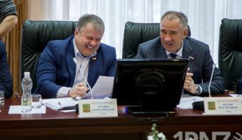 Весёлые картинки: депутаты и чиновники на седьмой сессии седьмой думы