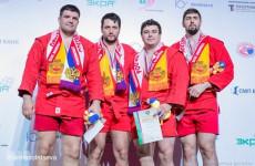 Призером чемпионата России по самбо стал пензенец