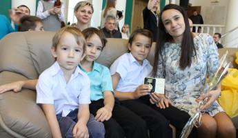 Медали «Материнская доблесть» получат более 70 жительниц Пензенской области