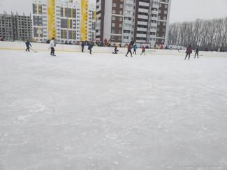 В Пензе стартует финал Первенства города по хоккею с мячом