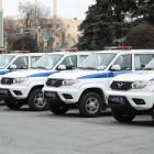 В Пензе сотрудники ДПС получили новые машины
