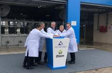 В Пензенской области возводится крупнейший в стране молочный комплекс