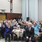 В Пензе провели творческий вечер для представителей старшего поколения