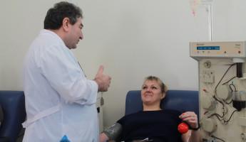 В акции «Леди донор» приняли участие более 100 пензенцев