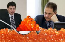 Кабельский и Андреев требуют икры!
