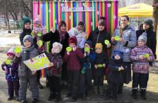 «Маму я свою люблю!». В пензенском Детском парке отметили Международный женский день