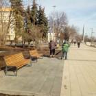 В Пензе приводят в порядок городские парки и скверы