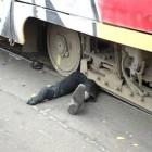 Под Пензой поезд перерезал пополам мужчину с ножом и веревкой в руках