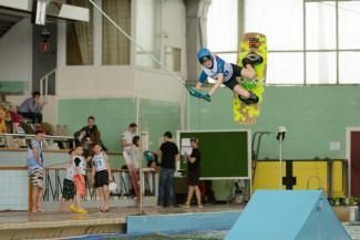 Пензенский райдер взял «золото» на соревнованиях в Тольятти