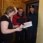 В Ленинском районе Пензы проверили 16 семей «группы риска»