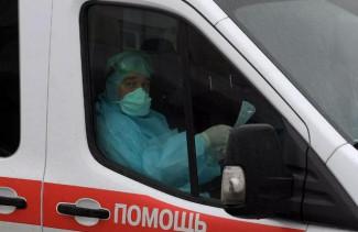 Из-за коронавируса «скорая» обслуживает пензенцев в особом режиме