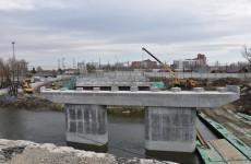Работы на Бакунинском мосту в Пензе идут по графику