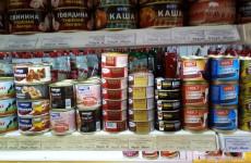 В Пензе организовали дополнительные точки продажи тушенки и сахара