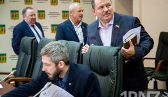 Пензенский депутат продемонстрировал свой прибор