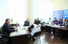 В Пензе для защиты людей от COVID-19 открылся волонтерский штаб