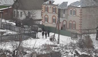В Пензе прямо на улице обнаружили труп мужчины