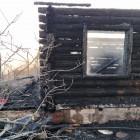 Появились фото с места пожара с семью погибшими в Пензенской области