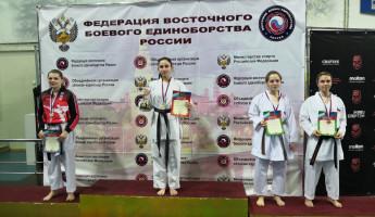 Пензенские спортсменки завоевали две медали на первенстве России по ВБЕ