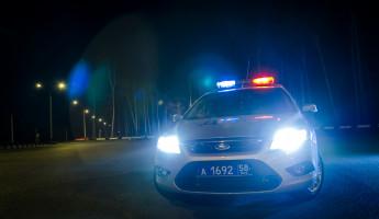 Ночью на улице Ростовской в Пензе поймали пьяного водителя