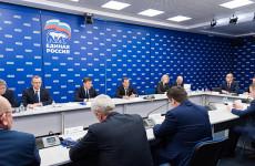 Дмитрий Медведев скоординировал работу «Единой России» в условиях пандемии