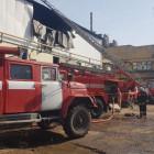 Жуткий пожар на предприятии под Пензой тушили 53 спасателя
