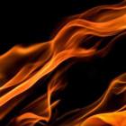 С пожаром в Пензенской области боролись девять человек