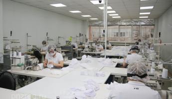 В Пензе еще одна компания запустила производство медицинских масок