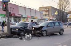 Жуткое ДТП на улице Аустрина в Пензе: четверо в больнице