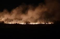 В Пензенской области выгорели два гектара сухой травы