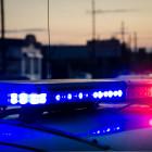 Ночью на улице Леонова в Пензе поймали пьяного лихача на иномарке