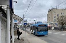 С пензенских улиц убрали автобусы и троллейбусы