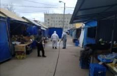 В Пензе продолжается дезинфекция общественных мест