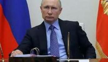 Владимир Путин готовит новое обращение к россиянам