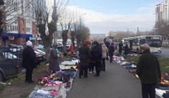Пензенцев призвали обходить стороной «блошиный рынок» на Тернопольской
