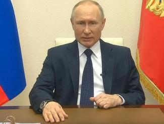 Путин продлил режим нерабочих дней до конца апреля