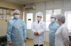 Пензенцам станет сложнее попасть в поликлинику больницы имени Бурденко