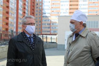 В Пензе появится дополнительная кислородораспределительная станция