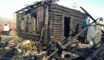 Возбуждено уголовное дело по факту смертельного пожара под Пензой