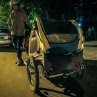 Против пензенской скутеристки с прицепом-коляской возбудили два дела